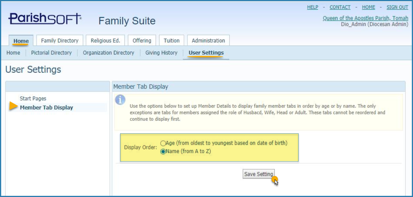 PSFS_Home_User-Settings_MemberTabDisplay.png